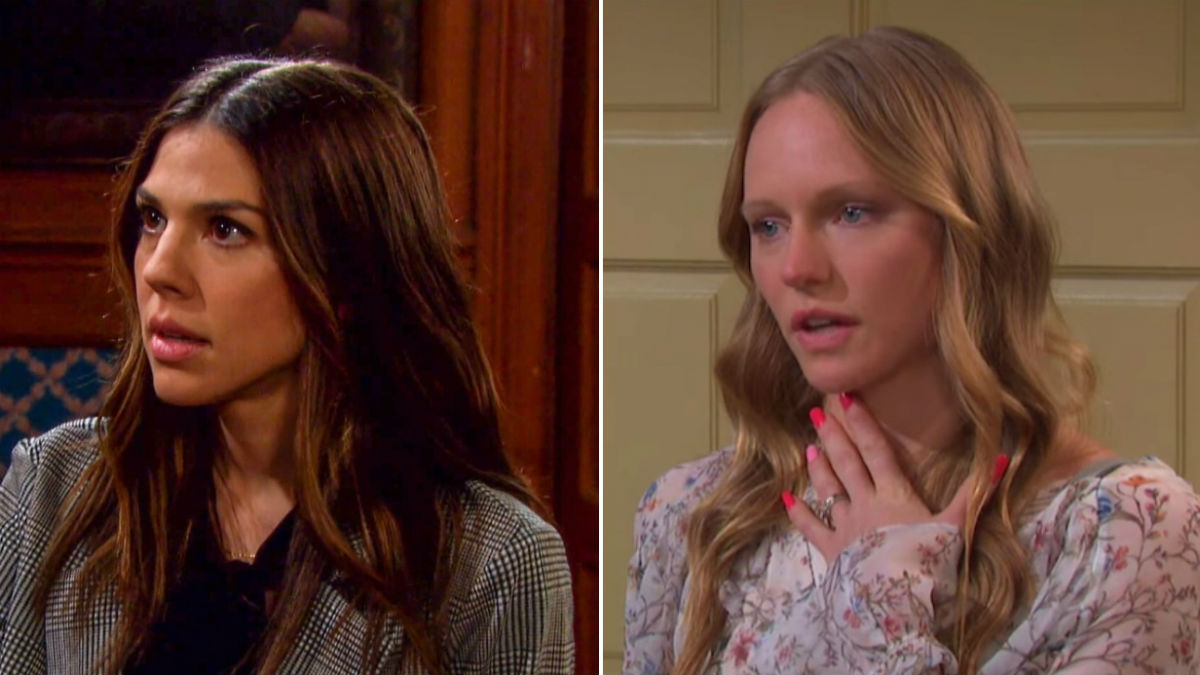 Why did Days of our Lives change switch the actresses playing Abigail?