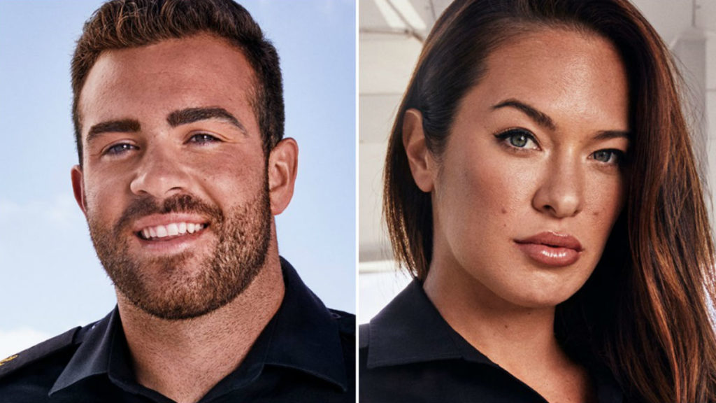 Alex and Jess from Below Deck Med Season 5 tease reunion show.