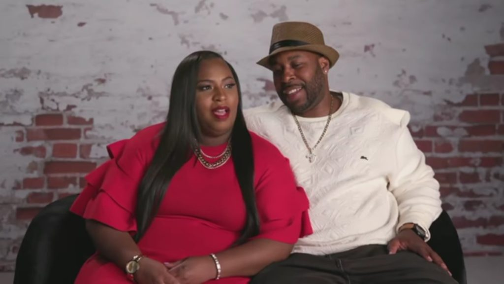 Andrea and Lamar from Life After Lockup.
