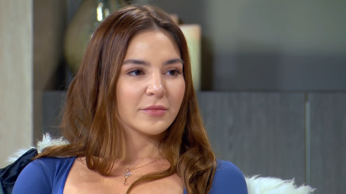 Anfisa Nava on 90 Day Fiance
