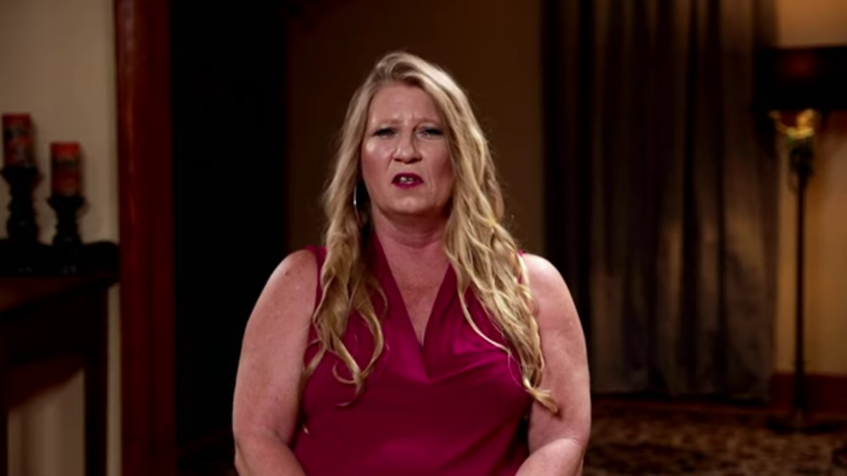 Angela in a Life After Lockup confessional.