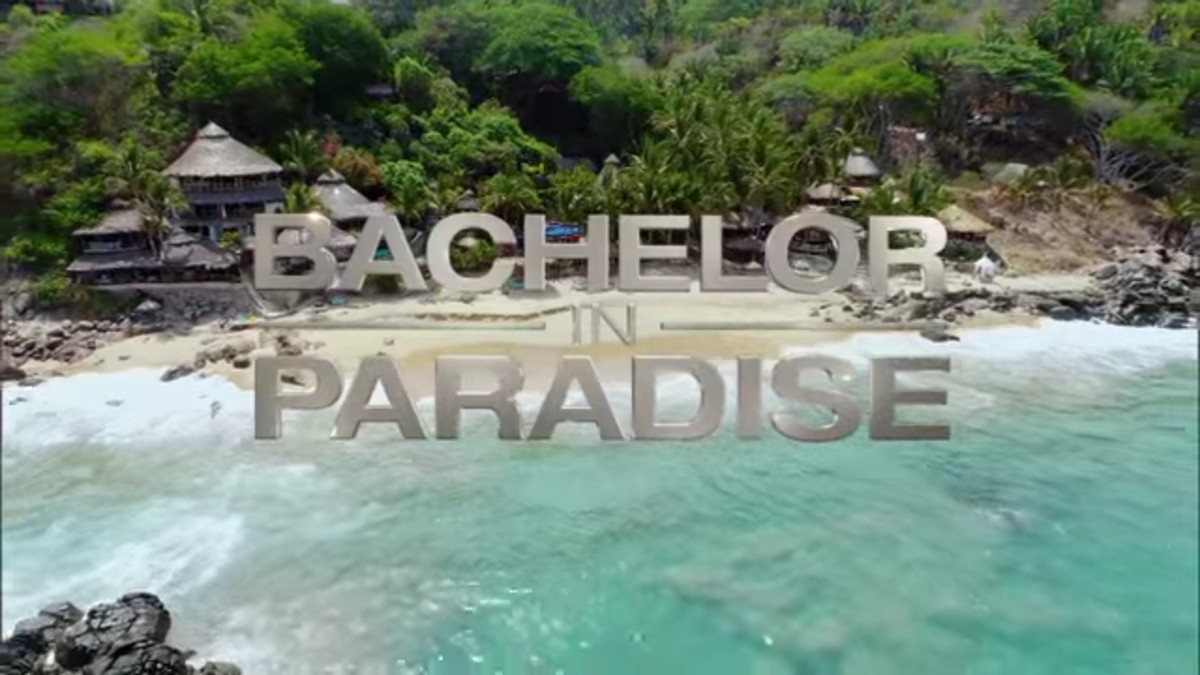 Bachelor in Paradise opening.