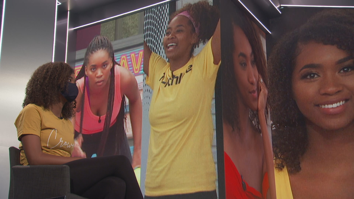 Bayleigh Dayton Was Evicted From BB22