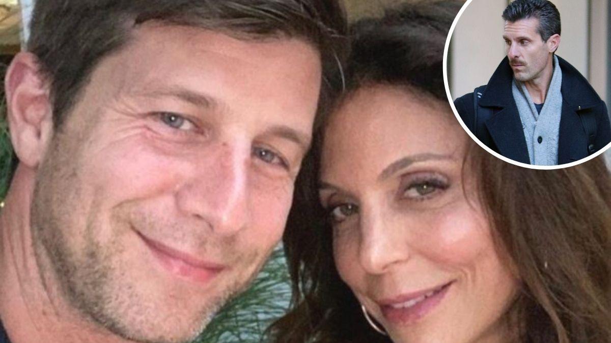 Bethenny Frankel reveals that she is still legally married to ex Jason Hoppy