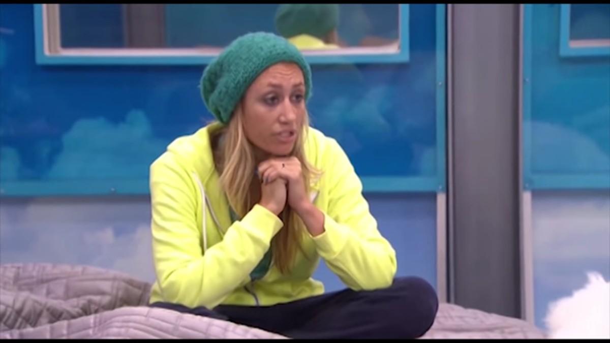 Vanessa on Big Brother.