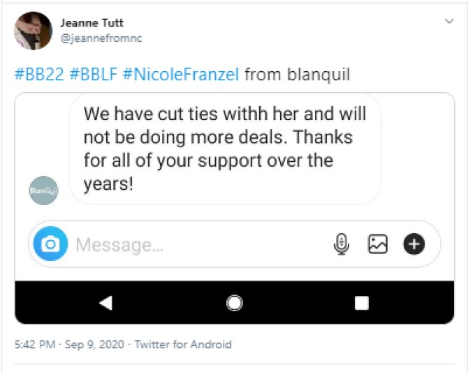 BlanQuil On Nicole