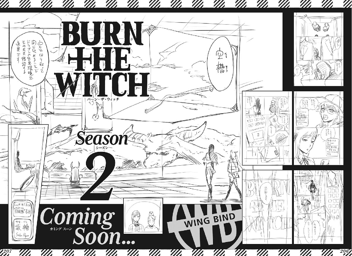 Burn The Witch 2