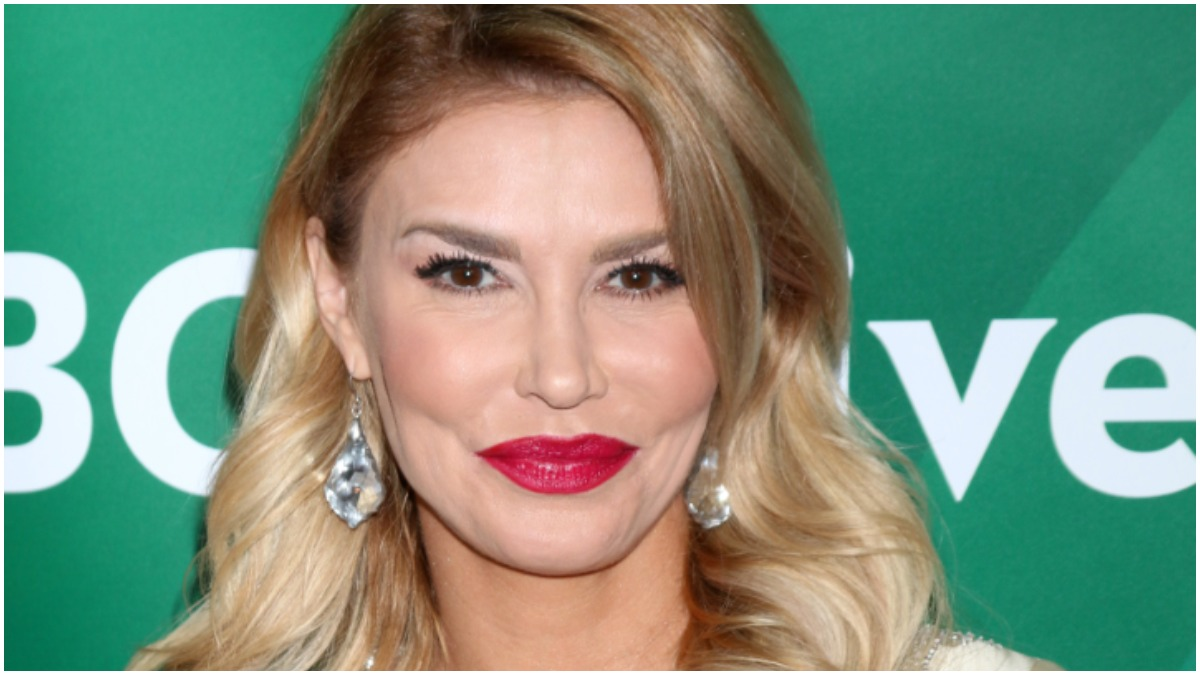 Brandi Glanville at the NBC Universal Summer Press Day 2016 at the Four Seasons Hotel on April 1, 2016 in Westlake Village, CA