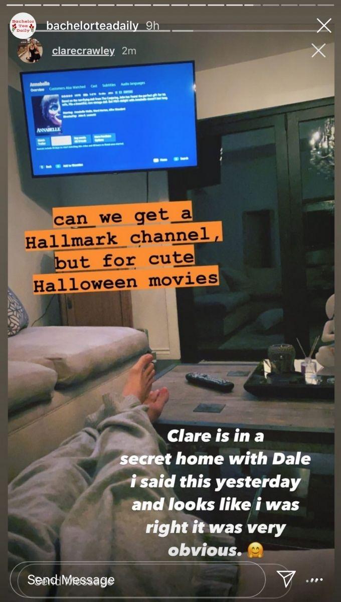 Clare Crawley
