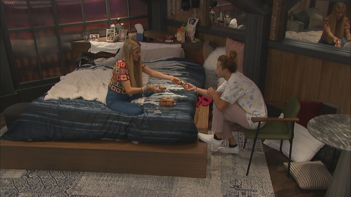 Daniele And Tyler On BB22