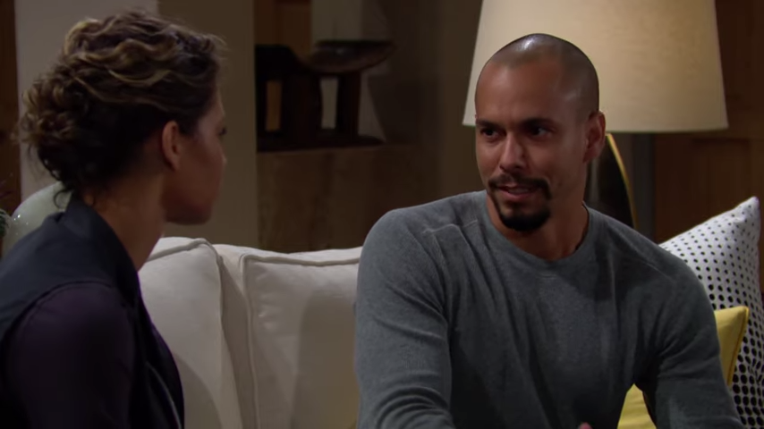 The Young and the Restless spoilers tease trouble for Devon and Elena.