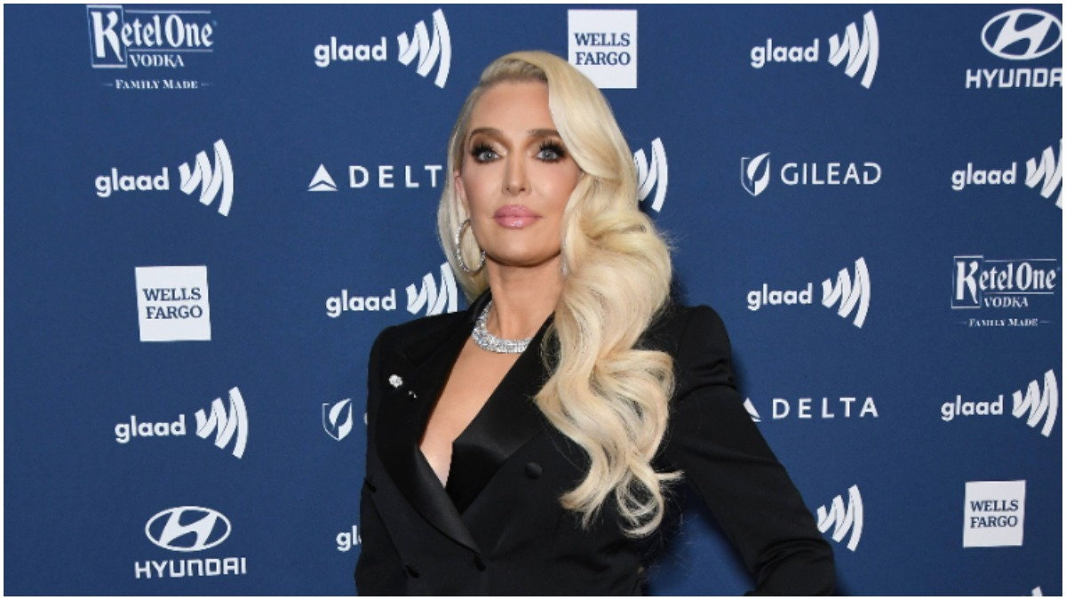 RHOBH - Erika Jayne refuses to credit blogger for Instagram meme