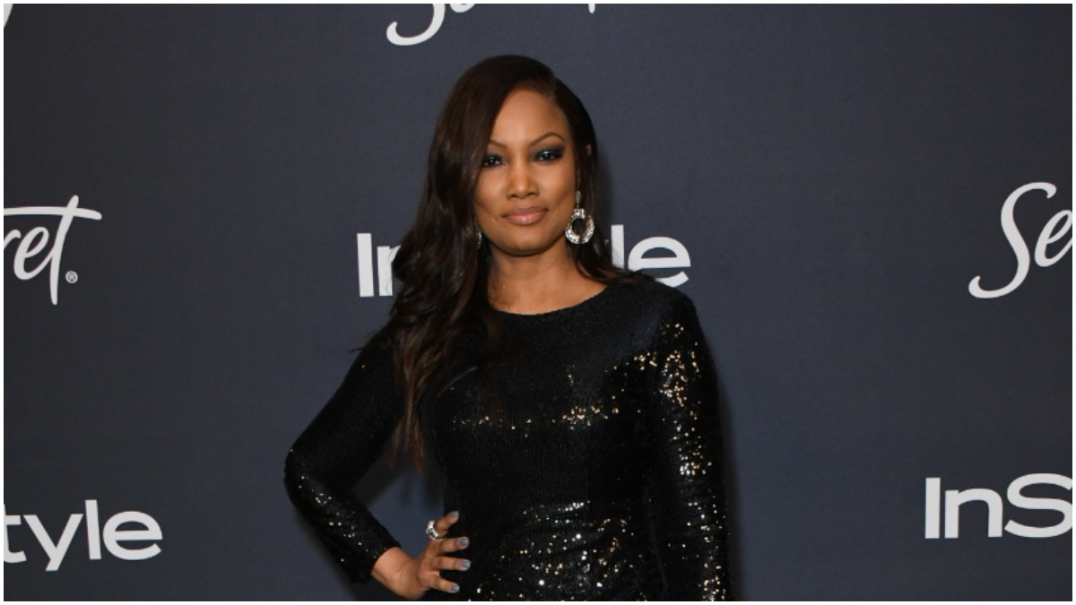 Garcelle Beauvais from RHOBH