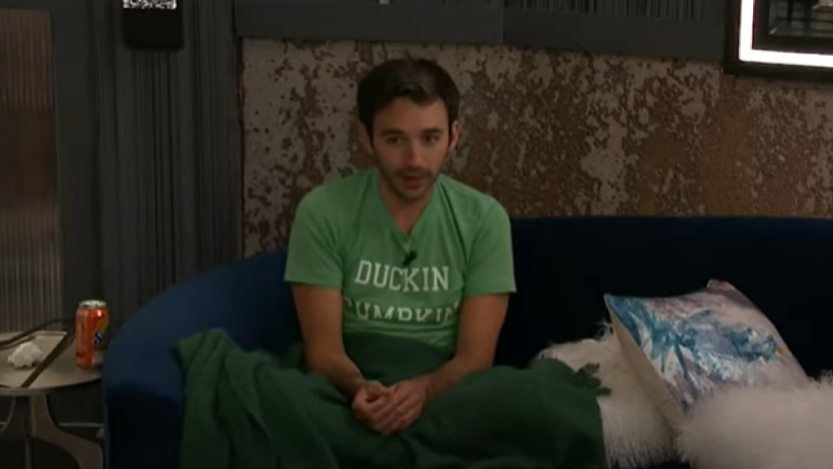 Ian In BB22 House