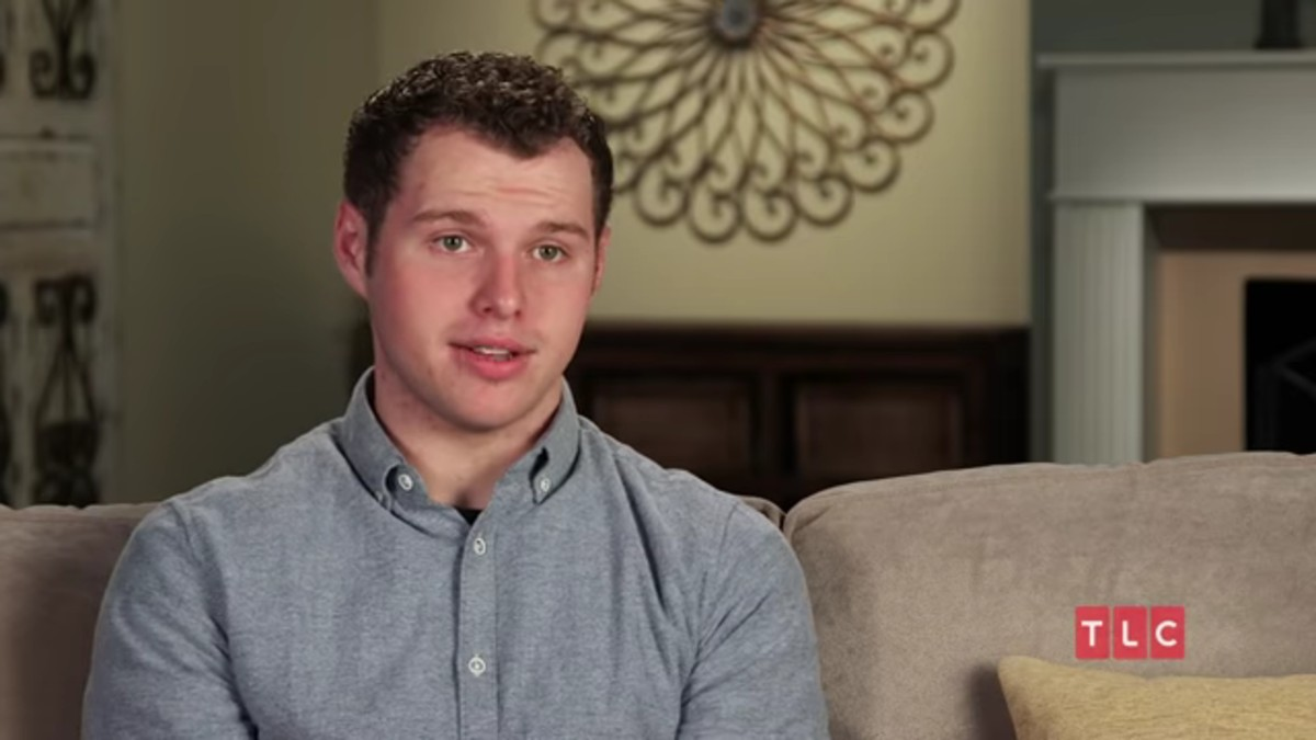 Jeremiah Duggar during a Counting On confessional.