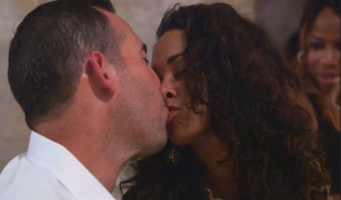 katie and andrew making out rhop