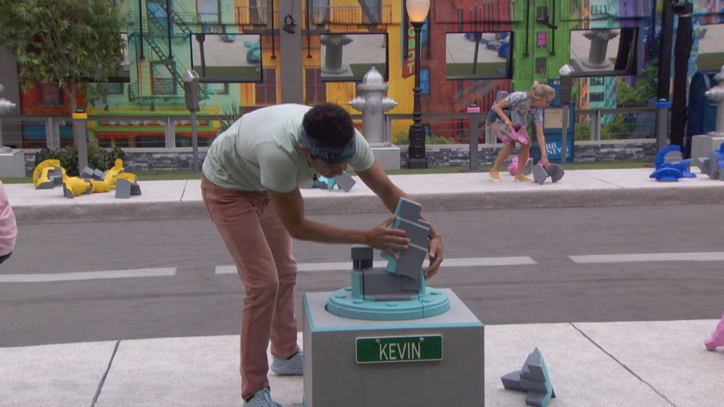 Kevin BB22 HOH CoMp