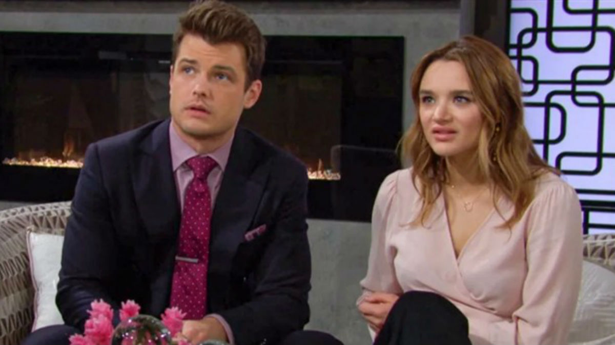 The Young and the Restless spoilers tease fallout of Amanda is Hilary's twin.
