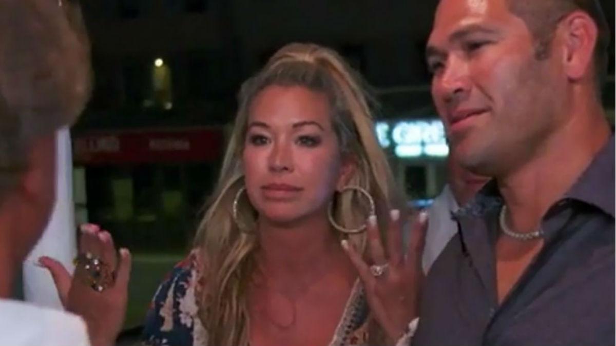 Who is Johnny Damon's wife Michelle on Below Deck Mediterranean?