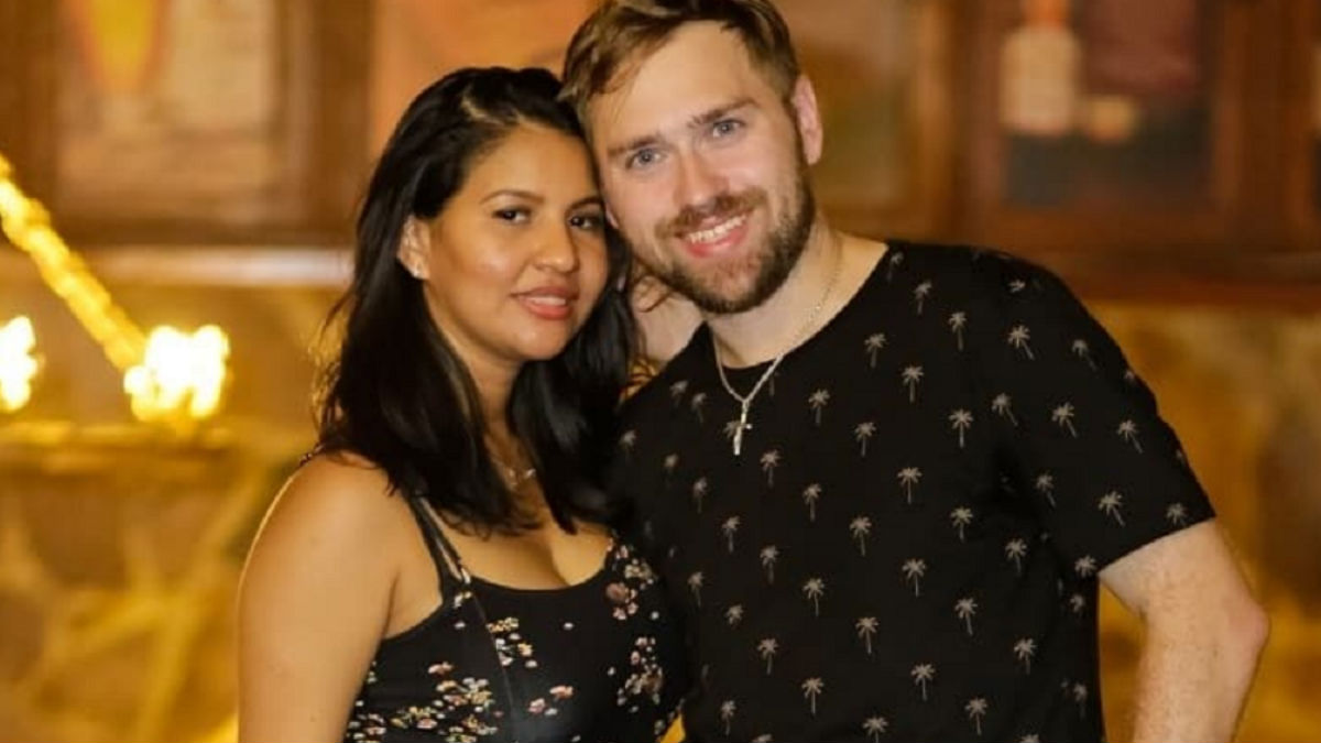 Paul Staehle and Karine Martins) did not attend 90 Day Fiancé: Happily Ever After? virtual Tell-All.