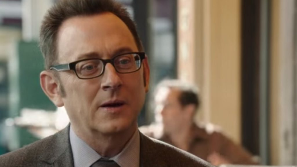 Michael Emerson starring in Person of Interest