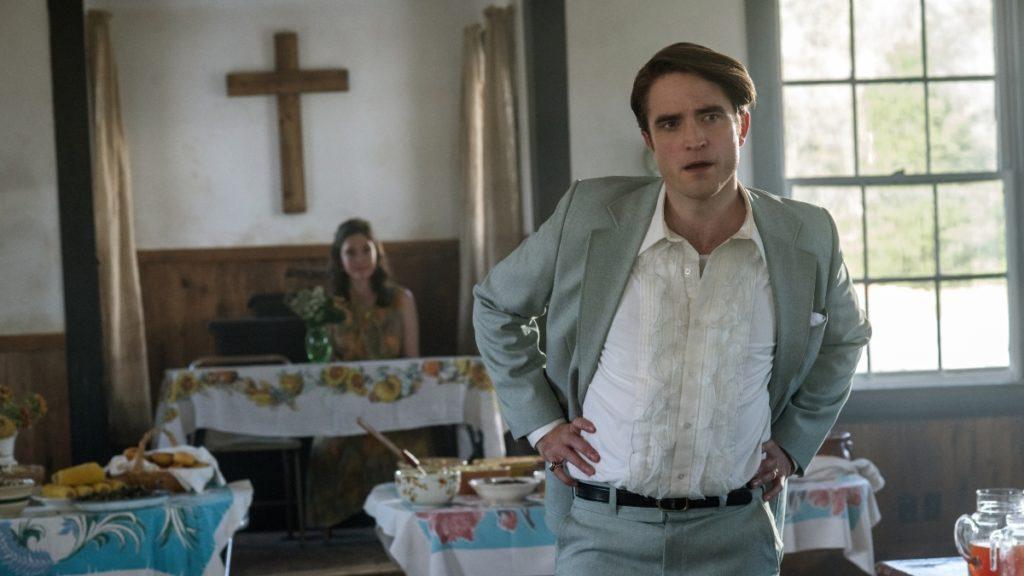 Robert Pattinson as Preston Teagardin