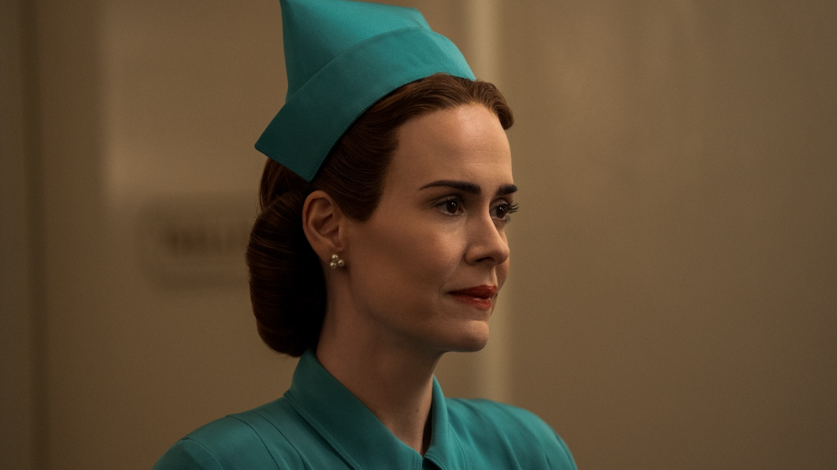 Sarah Paulson as Mildred Ratched