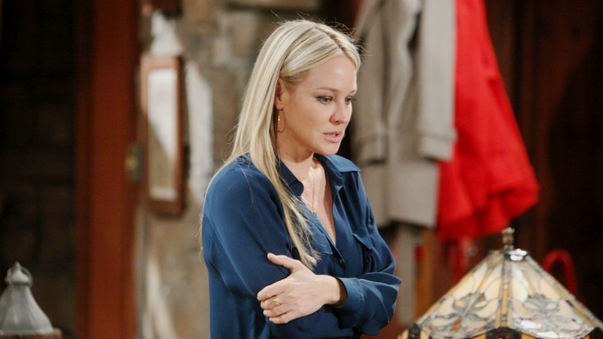 The Young and the Restless spoilers tease Sharon faces another cancer struggle.