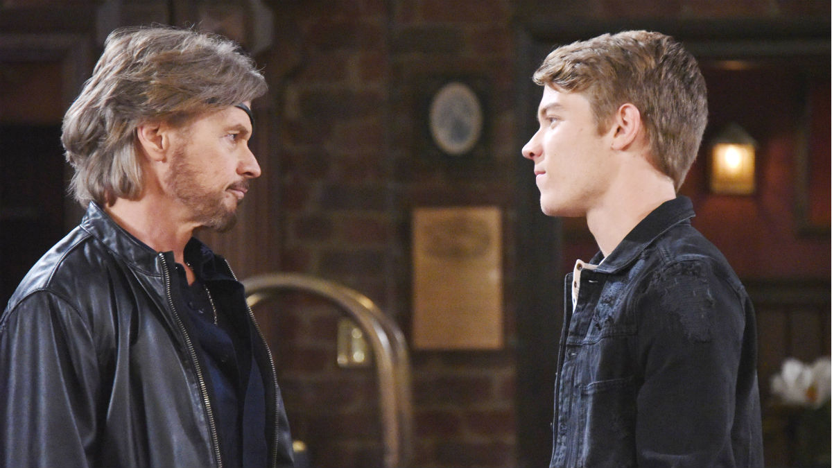 Days of our Lives spoilers tease danger, fights and not so happy reunions.