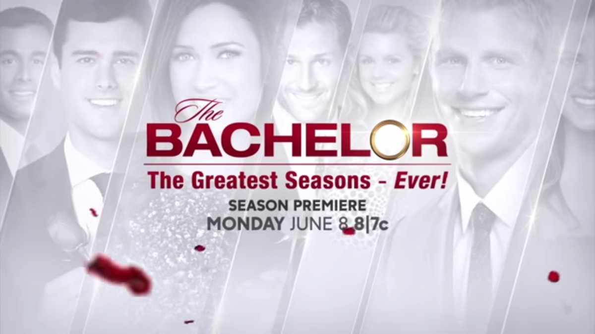 The Bachelor: The Greatest Seasons - Ever! promo.