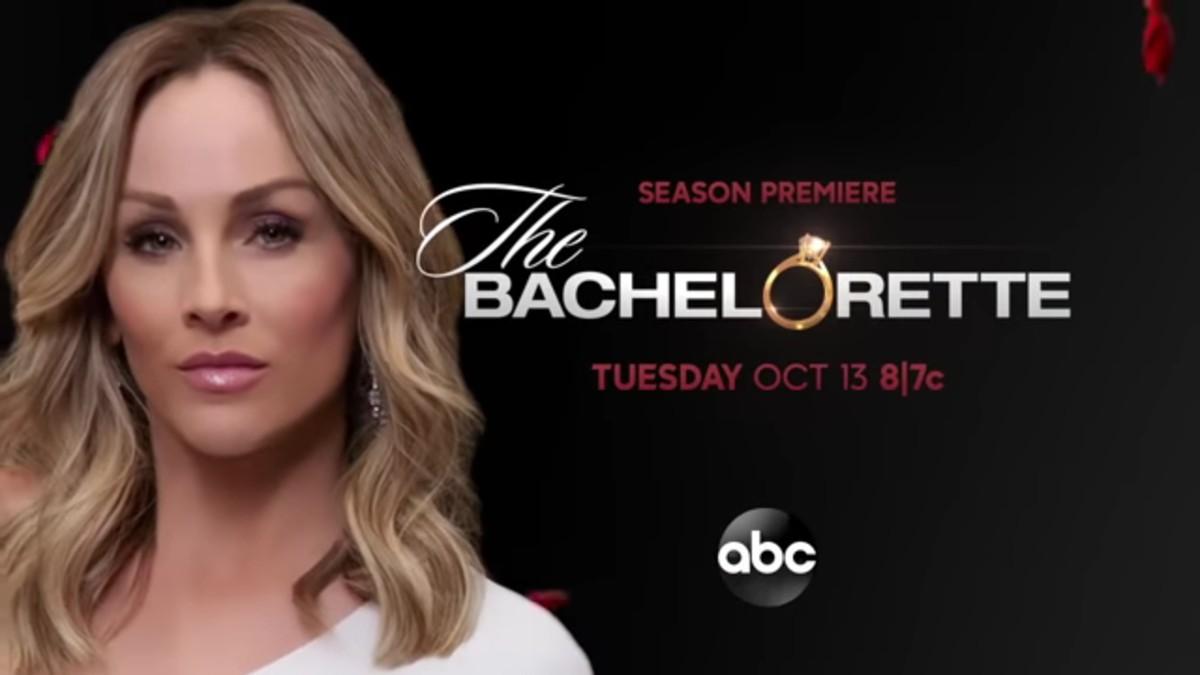 The Bachelorette preview for Clare's season.