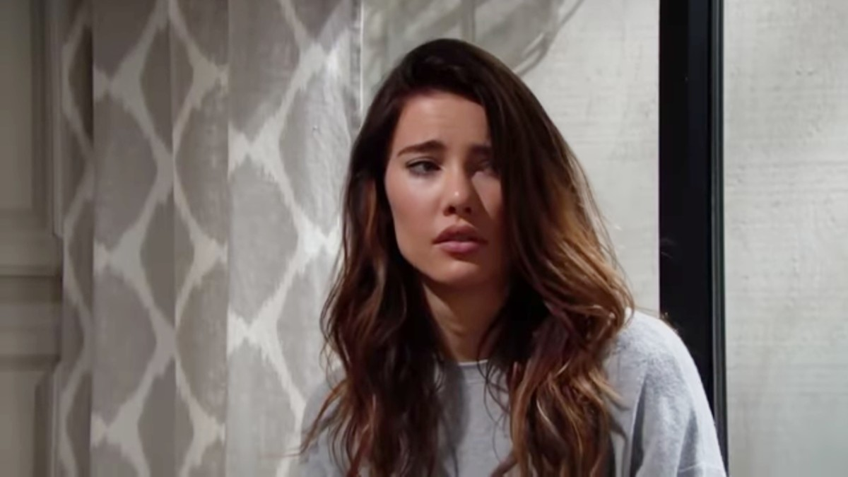 Steffy on The Bold and the Beautiful.