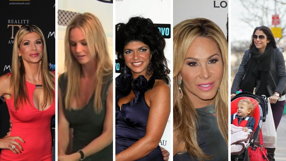 Top 5 Shocking Real Housewives divorces