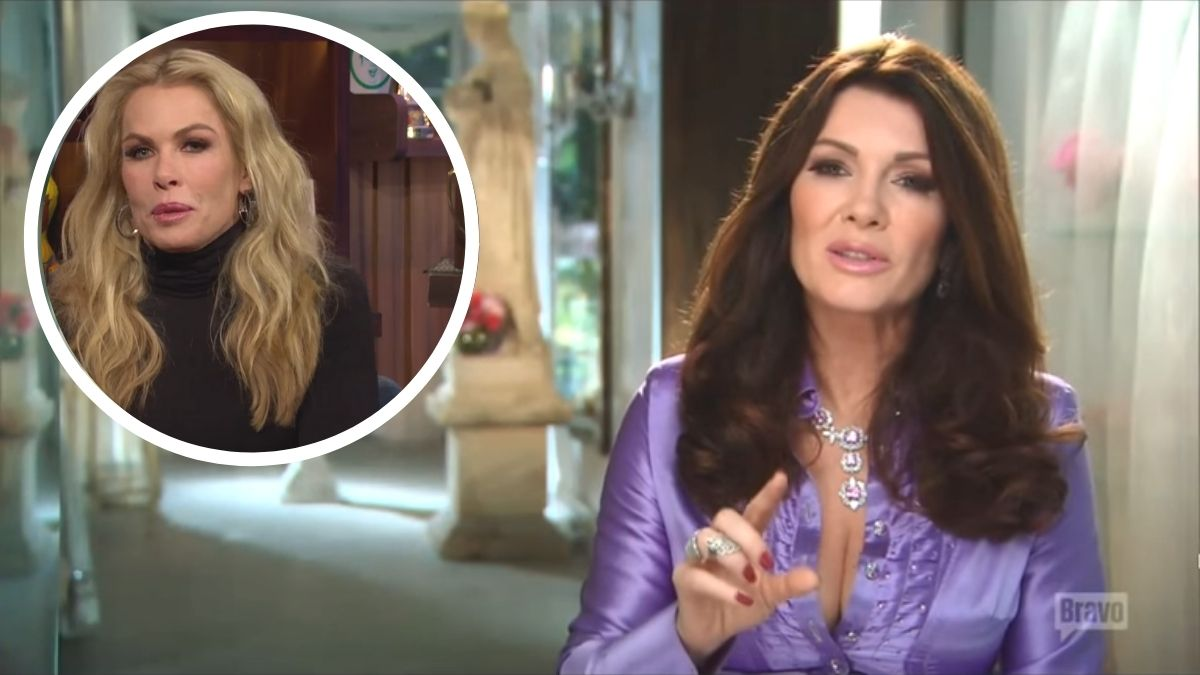 Former RHOBH cast member Kathryn Edwards talks about Lisa Vanderpump