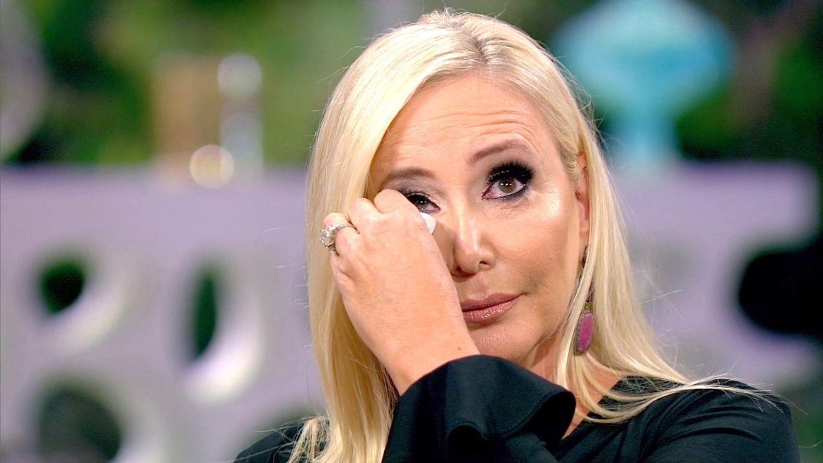 Shannon Beador reveals her husband's affair