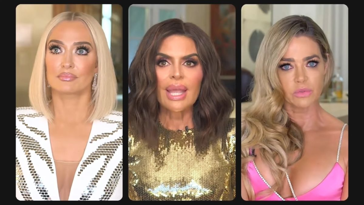 Erika Jayne calls out Denise Richards for wanting Lisa Rinna fired