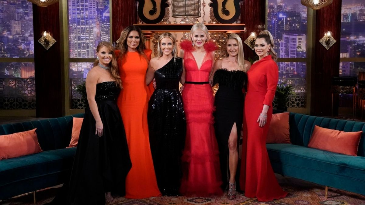 The Real Housewives of Dallas ranks on the list of best franchise