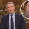 Andy Cohen talks about Dorinda leaving RHONY