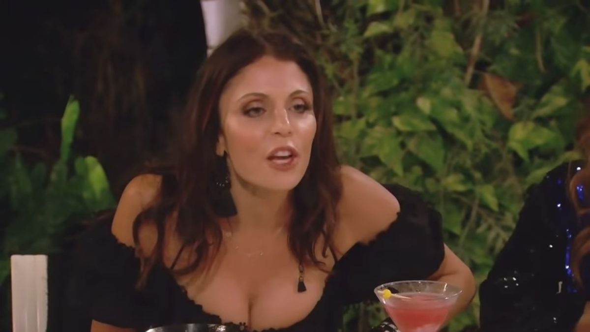 Bethenny Frankel has a breakdown in Miami