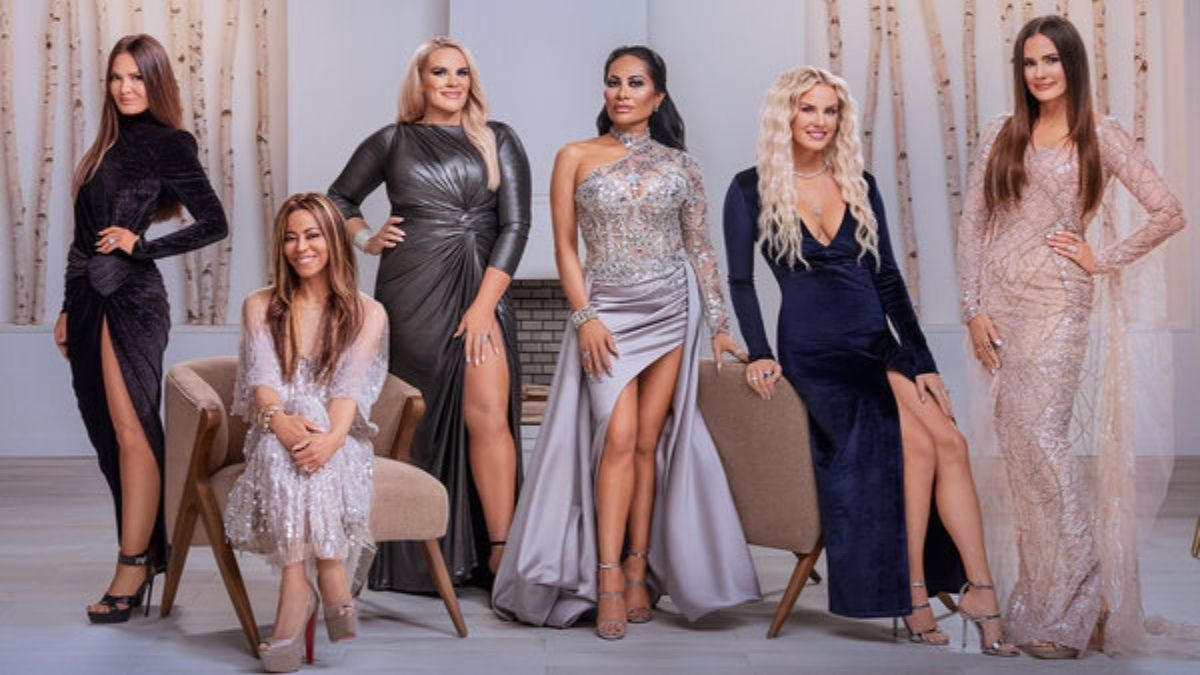 The Real Housewives of Salt Lake City ranking