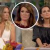 Lisa Vanderpump shades Teddi Mellencamp regarding firing from RHOBH