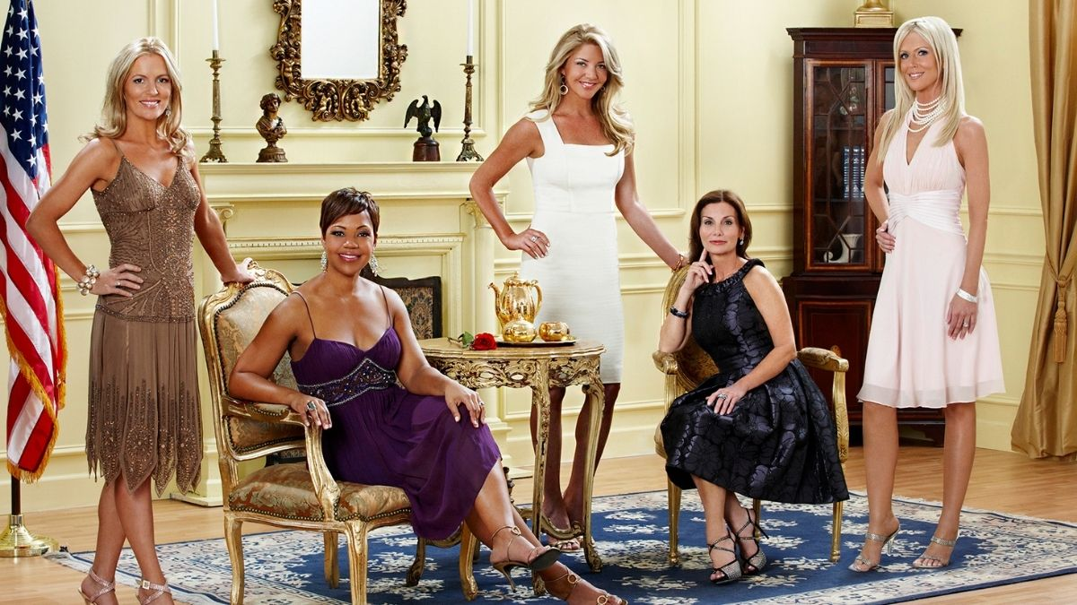 The Real Housewives of DC ranking