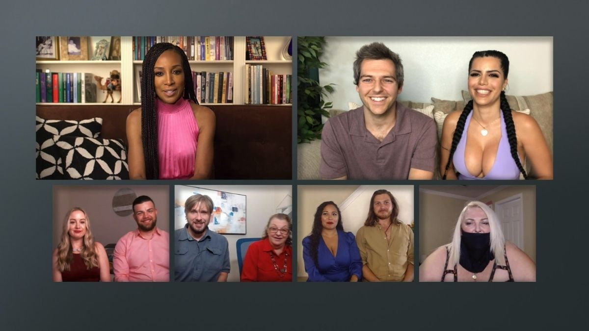 The 90 Day Fiance:Happily Ever After Tell All has some surprises in store for viewers