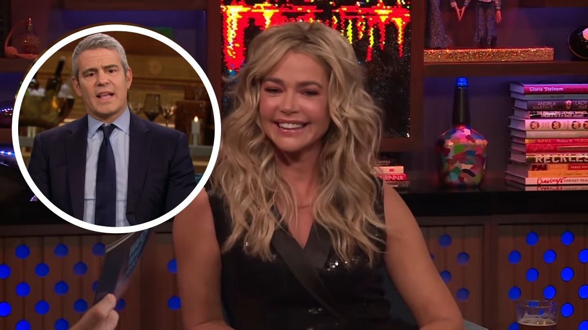 Andy Cohen shares his views on Denise Richards leaving RHOBH