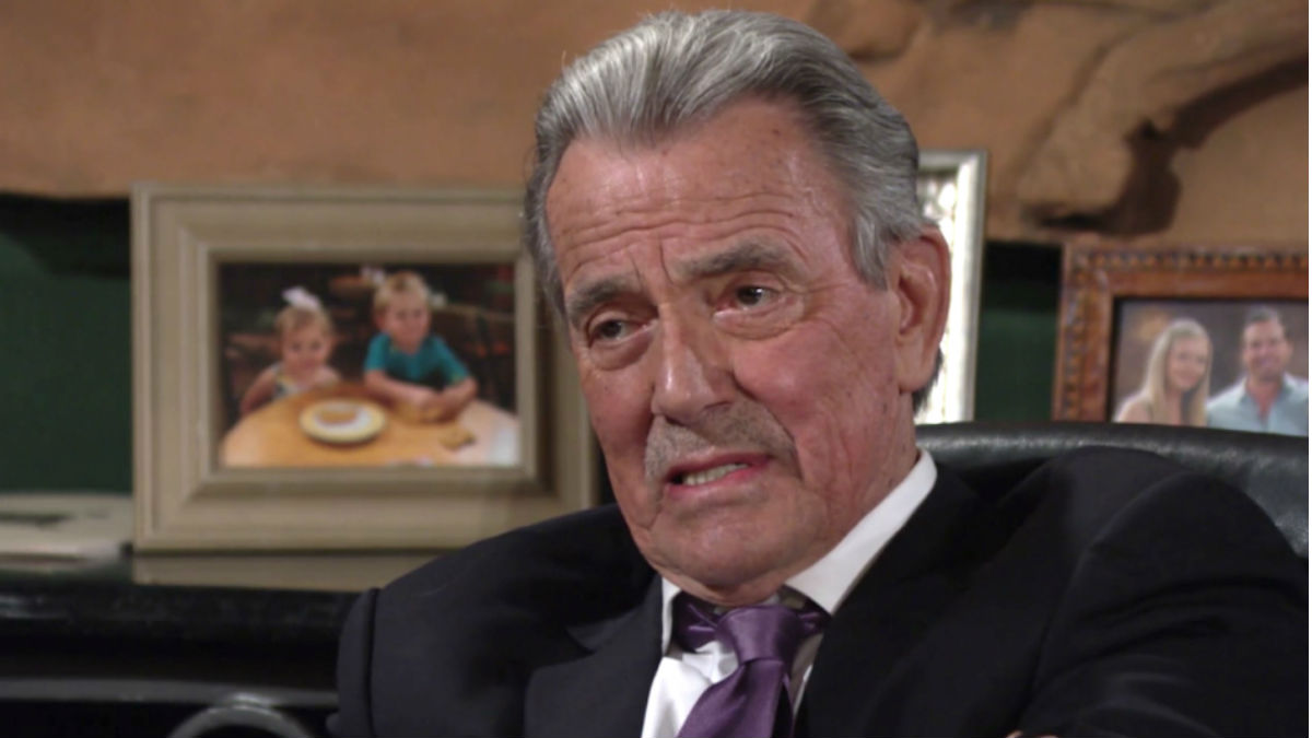 The Young and the Restless spoilers tease Victor is out for blood.