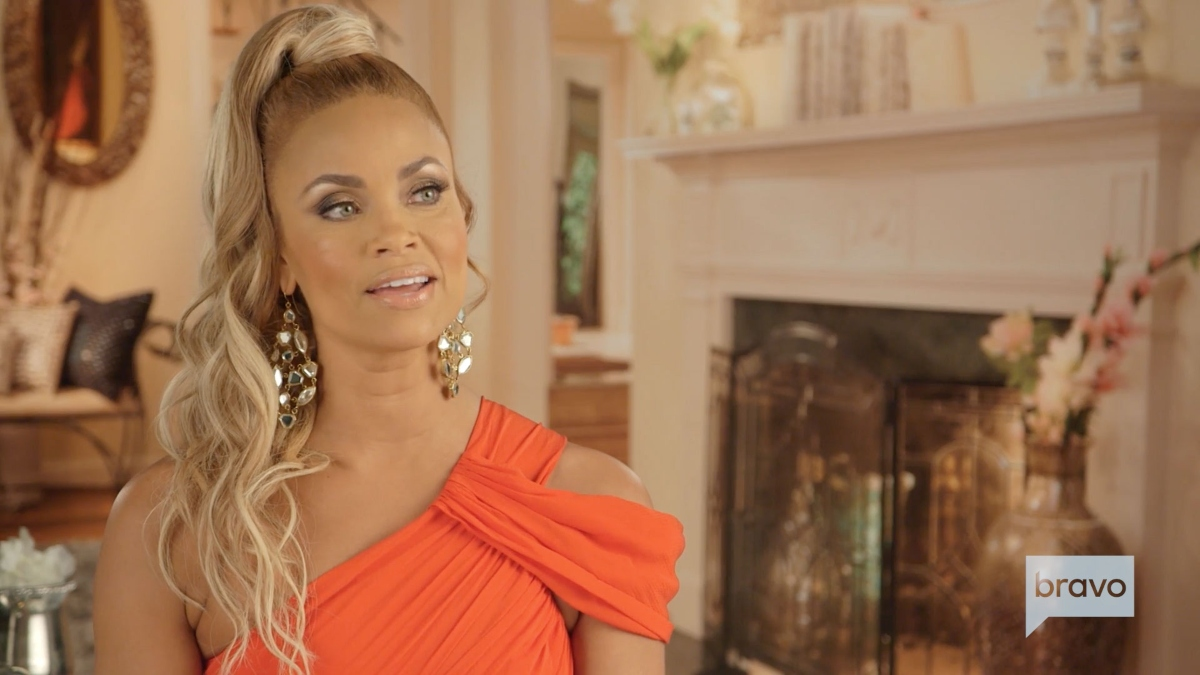 Gizelle Bryant talks about RHOB and RHOP