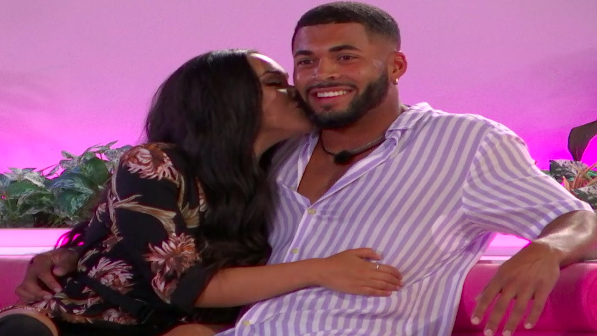 celly and johnny love island