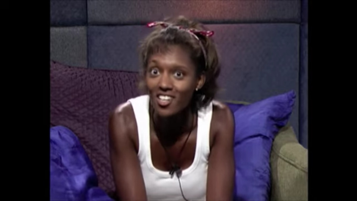 Danielle Reyes on Big Brother.