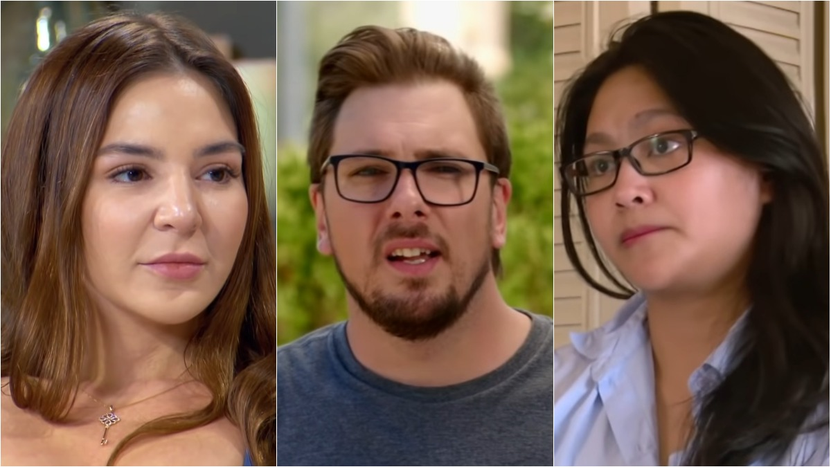 Anfisa Nava, Colt Johnson and Leida Margaretha are some of the most hated 90 Day Fiance stars