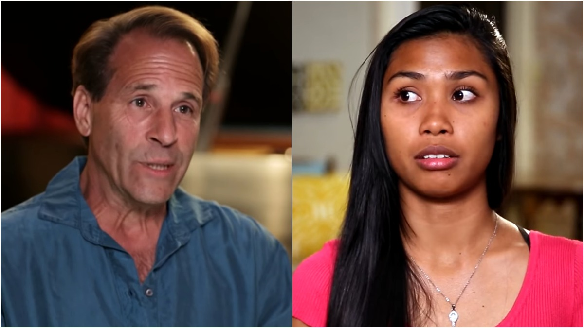Mark and Nikki from 90 Day Fiance